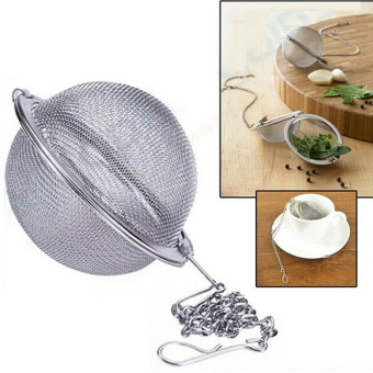 Harga Every taste stainless steel seasoning ball soup ball
