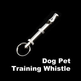 Harga Pet Dog Training Supersonic Sound Whistle