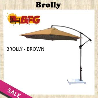 Harga BFG Furniture Brolly Umbrella Parasols