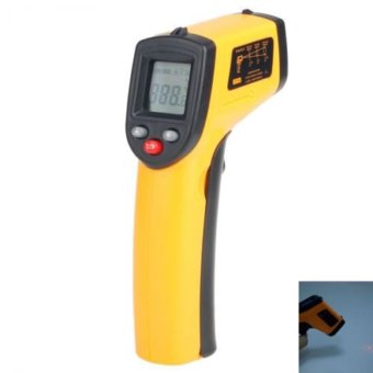Harga High Quality Promotions GM320 Infrarot Thermometer Laser Pyrometer Messer -50 bis 330°C 93450