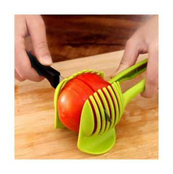 Harga Kitchen Save Time Lemon tomato slicer - intl