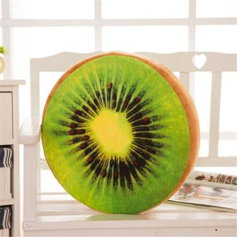 Jiayiqi Lovely 3D Print Fruit Throw Pillow Back Cushion Sofa Seat Home Decoration Gift - intl
