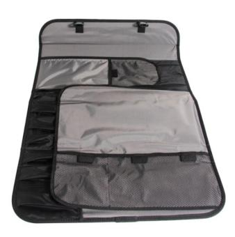 Atlantic Chef 14 Slots Knives Bag (Black)