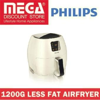 Harga Philips Avance Collection Airfryer XL HD9240 (White)