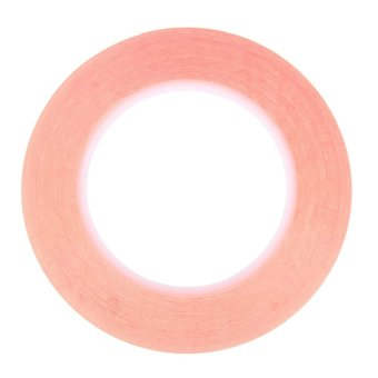 1.3M Transparent Double Side Adhensive Tape High Temperature 3mm (Red) - intl - 5