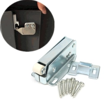 Harga Loft Door Touch Catch Hatch Push Attic Cupboard Latch Lock Caravan With Screws - intl