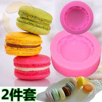 Harga Chocolate macarons cream accessories ultra-light Clay