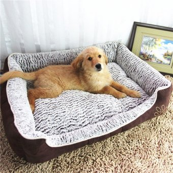 Harga Dog Bed Detachable Pet House / Kennel Cat Puppy Beb Mat XL(EXPORT)