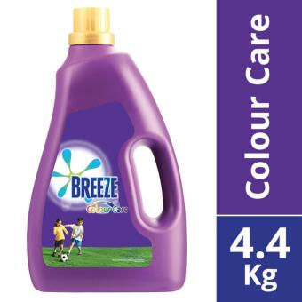 Harga Breeze Colour Care Liquid Detergent 4.4kg