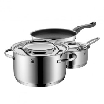 Harga WMF Gala Plus 3pc Cookware Set