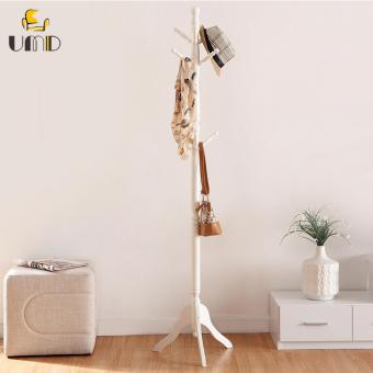 Harga Space Saving Solid Wood Clothes Hanger/Clothes Rack/Bag hanger