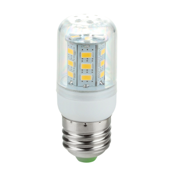 Harga E27 2.5W 300lm 3500K 24-SMD 5730 LED Warm White Light Corn Lamp (220V~240V)