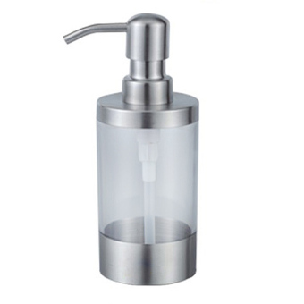 Harga Economical Soap Pump Hand Soap Dispenser Foamer Stainless Steel Pump