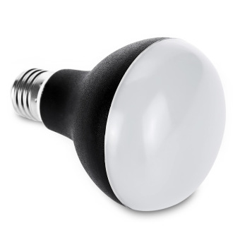 Lightme LED Bulb Light Energy Efficient E27 R80 9W(Black)