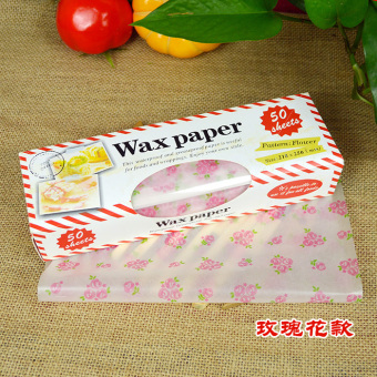 Harga Baked Goods Packaging greaseproof paper
