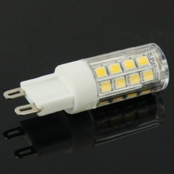 Harga G9 4W Warm White Light 300LM 35 LED SMD 2835 Corn Light Bulb, AC 220V