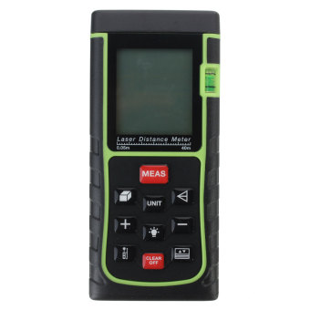 80m / 262ft Digital Laser Distance Meter Rangefinder Measure Tape Diastimeter(Export)(Intl)