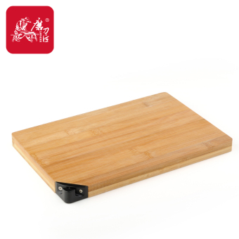 Harga Taidea full bamboo cutting board chopping block solid wood kitchen home wins can be honed natural antibacterial cutting board