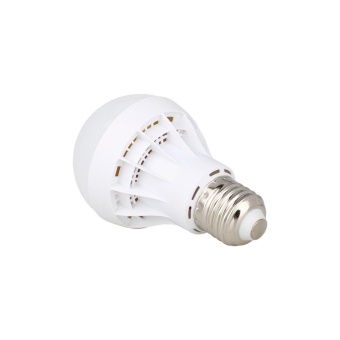 LED E27 Energy Saving Light Bulb 3W Spherical Light 220V Warm White - intl