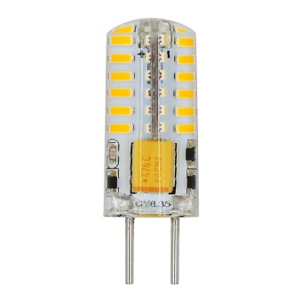 Harga MENGS® GY6.35 2W LED Light 48x 3014 SMD LED Lamp Bulb AC/DC 12V In Cool White Energy-Saving Light