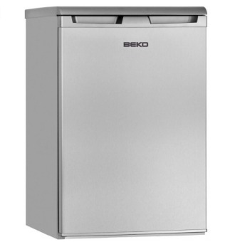 Harga Beko TSE 1283X Bar Fridge 120L (Silver)