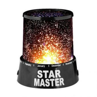LED Projector Mood Lamp Star Mater Night Light For Kids Bedroom