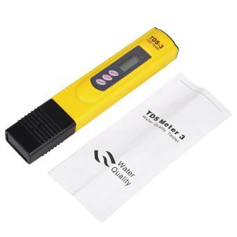 Digital LCD PH Meter TDS EC Water Purity Temp PPM Filter Temp Tester Pen BI669