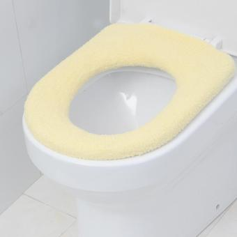 Harga Toilet Seat Cover (Yellow)