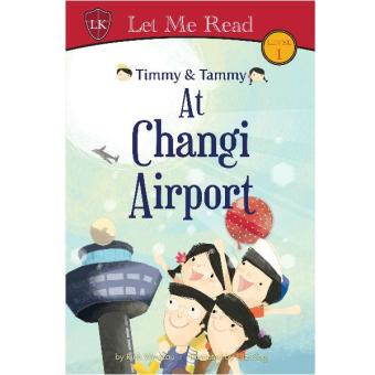 Harga Timmy & Tammy at Changi Airport Level 1