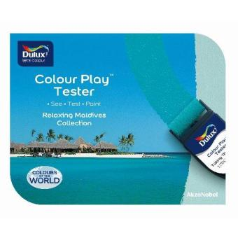 Harga Dulux Colour Play Tester Colours Of The World - Relaxing Maldives
