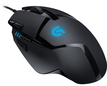 Harga Logitech G402 Hyperion Fury FPS Gaming Mouse