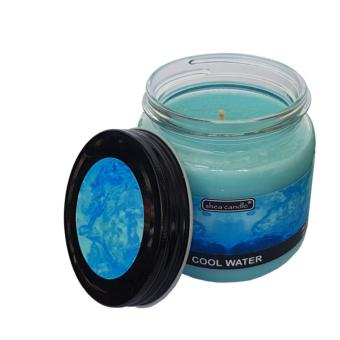 Harga Cool Water Jar Candle by Shea 400g