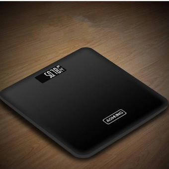 Harga Spliced Tempered Glass Electronic Weighing Scales Digital Balance Bathroom Scales Precision Weight Scale - intl