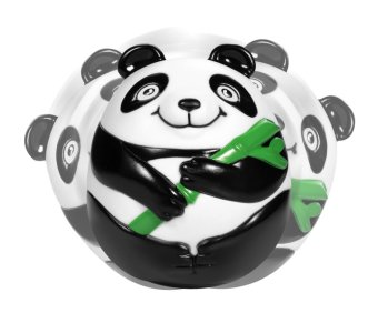 Harga Panda Roly-poly Baby Tumbler Xmas Childen Kid Toy Christmas Ornament