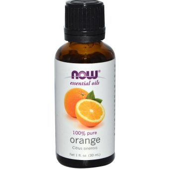 Harga Now Foods, Essential Oils, Orange, 1 fl oz (30 ml)