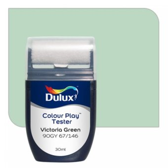 Harga Dulux Colour Play Tester Victoria Green 90GY 67/146