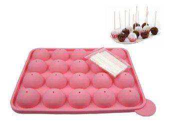 Harga Silicone lollipop chocolate candy with mold