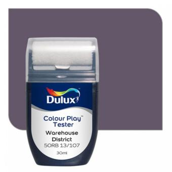Harga Dulux Colour Play Tester Warehouse District 50RB 13/107