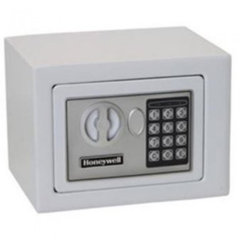 Harga Honeywell Safe 5005W Digital Steel Compact Security White
