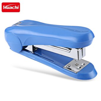 Harga HUACHI 217 Book Sewing Paper Tacking Stapler for Office Use (Blue) - intl