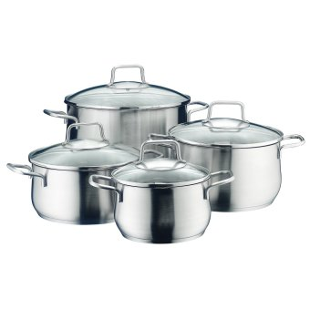Harga WMF Brillant 4pc Cookware Set