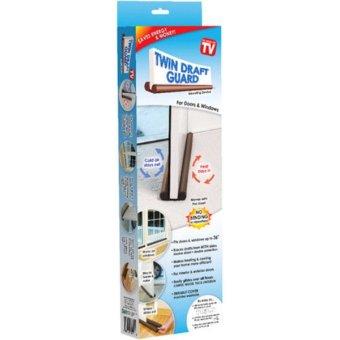 Harga Twin Draft Door Guard