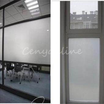Search Singapore M M Pvc Frosted Privacy Frost Home Bedroom - Window stickers for home singapore