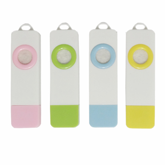 Harga GAKTAI 4pcs USB & Car Aromatherapy Diffuser Aroma Essential Oil Air Fresh USB Oil Ultrasonic Aromatherapy Aroma Diffuser - intl
