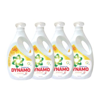 Harga Dynamo Power Gel Anti-Bacterial 4 x 2.7L