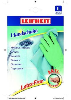 Harga GLOVES LATEX FREE L
