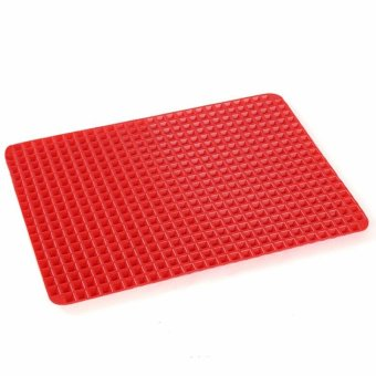 As seen on tv Pyramid Pan Non-Stick Silicone Cooking Mat Silicone Baking Mat