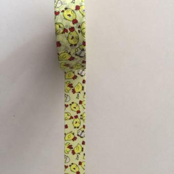 Chick Chick Chick QC12098 Washi Tape 15mm X 10m - 2
