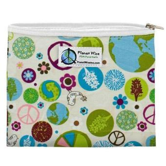 Harga Planet Wise Snack Bag - Peace On Earth