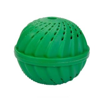 Harga BolehDeals Eco-friendly Anion Molecules Released Washing Ball Laundry Ball - Green